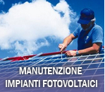 Manutenzione impianti fotovoltaici