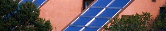 impianto fotovoltaico integrato architettonicamente
