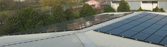 Impianto fotovoltaico a Bastiglia - Modena - Emilia Romagna - <br>Potenza: 14kW - Tipo Impianto: Integrato