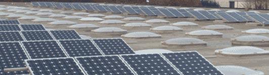 Impianto fotovoltaico a Parma - Emilia Romagna <br>Potenza: 100kW - Tipo Impianto: Semi-Integrato