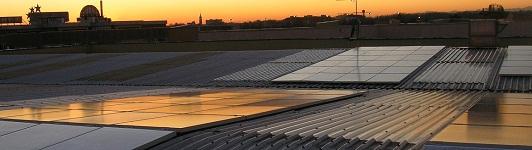 Impianto fotovoltaico a Limbiate - Milano - Lombardia - <br>Potenza: 19,6kW - Tipo Impianto: Semi-Integrato