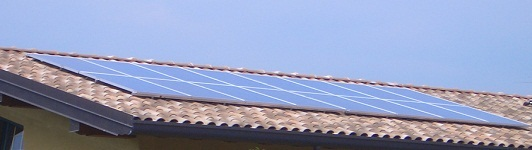 Impianto fotovoltaico a Beregazzo-Figliaro - Como - Lombardia - <br>Potenza: 3,5kW - Tipo Impianto: Semi-Integrato