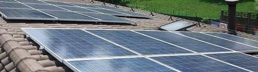 Impianto fotovoltaico a Varese - Varese - Lombardia - <br>Potenza: 5kW - Tipo Impianto: Semi-Integrato