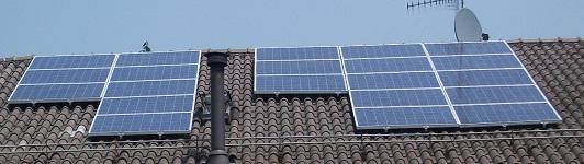 Impianto fotovoltaico a Vedano Olona - Varese - Lombardia - <br>Potenza: 4,62kW - Tipo Impianto: Semi-Integrato