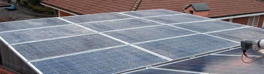 Impianto fotovoltaico a Brugherio - Monza e Brianza - Lombardia - <br>Potenza: 2,86kW - Tipo Impianto: Semi-Integrato