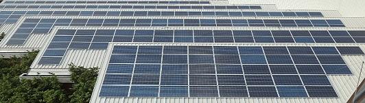 Impianto fotovoltaico a Legnano - Milano - Lombardia <br>Potenza: 100kW - Tipo Impianto: Semi-Integrato