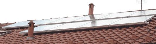 Impianto fotovoltaico a Legnano - Milano - Lombardia - <br>Potenza: 3kW - Tipo Impianto: Semi-Integrato