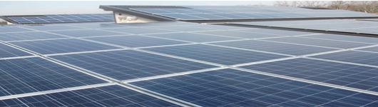 Impianto fotovoltaico a Pogliano Milanese - Milano - Lombardia <br>Potenza: 100kW - Tipo Impianto: Semi-Integrato