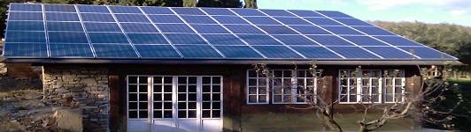 Impianto fotovoltaico a Castelnuovo Berardenga - Siena - Toscana - <br>Potenza: 12kW - Tipo Impianto: Integrato