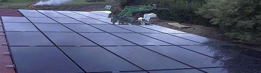 Impianto fotovoltaico a Massa Marittima - Grosseto - Toscana - <br>Potenza: 10kW - Tipo Impianto: Semi-Integrato