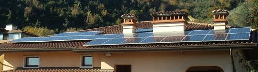Impianto fotovoltaico a Carrara - Massa Carrara - Toscana - <br>Potenza: 6kW - Tipo Impianto: Semi-Integrato