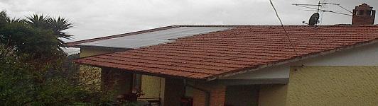 Impianto fotovoltaico a Massarosa - Lucca - Toscana - <br>Potenza: 3kW - Tipo Impianto: Integrato