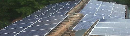 Impianto fotovoltaico a Scandicci - Firenze - Toscana - <br>Potenza: 10kW - Tipo Impianto: Semi-Integrato