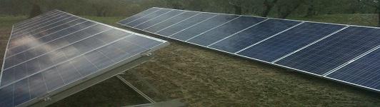 Impianto fotovoltaico a Greve in Chianti - Firenze - Toscana - <br>Potenza: 5kW - Tipo Impianto: A Terra