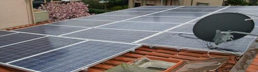 Impianto fotovoltaico ad Empoli - Firenze - Toscana - <br>Potenza: 10kW - Tipo Impianto: Semi-Integrato