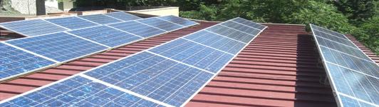 Impianto fotovoltaico a Montecerboli - Pisa - Toscana - <br>Potenza: 5,8kW - Tipo Impianto: Semi-Integrato