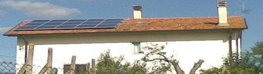 Luogo: Capolona - Arezzo - Toscana - <br>Potenza: 3kW - Tipo Impianto: Semi-Integrato