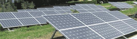 Impianto fotovoltaico a Quarrata - Pistoia - Toscana - <br>Potenza: 19,8kW - Tipo Impianto: A Terra