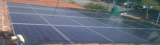 Impianto fotovoltaico a Montale - Pistoia - Toscana - <br>Potenza: 3kW - Tipo Impianto: Integrato