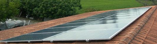 Impianto fotovoltaico a Fossalta Di Piave - Venezia - Veneto - <br>Potenza: 4kW - Tipo Impianto: Semi-Integrato